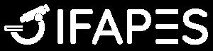 logo blanco ifapes