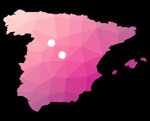 mapa delegaciones ifapes